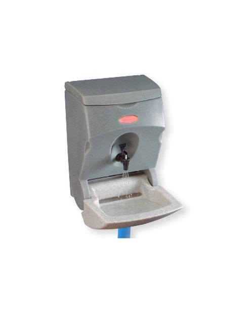 Lavatório TealWash 12 V - Com aquecimento constante da água a 45 Cº