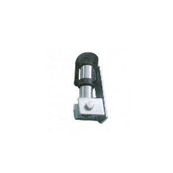 Suporte flexível para Pirilampo com fixação DIN amovível.