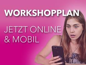 Interaktiver Workshopplan online