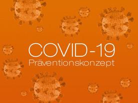 COVID-19 Präventionskonzept