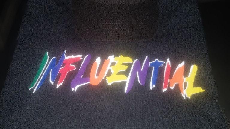 Unisex Influential multicolored Shirt