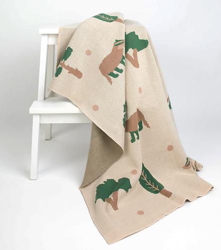 Badger Blanket