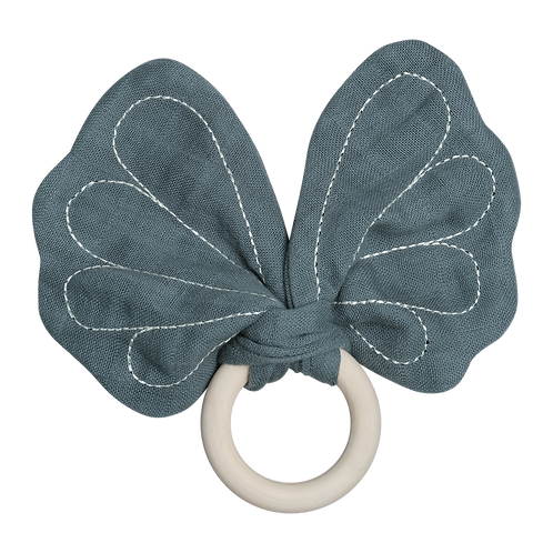 Blue Spruce Butterfly Teether