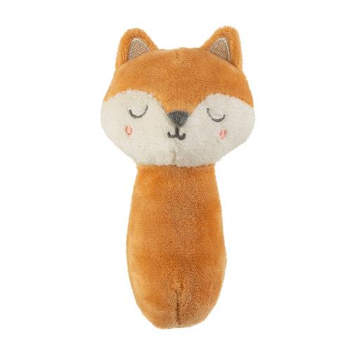 Baby Fox Rattle