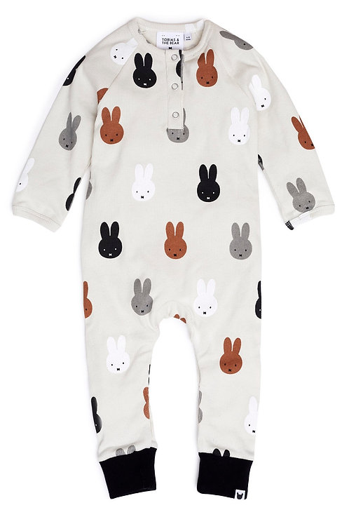 Miffy & Friends Romper by Tobias & the Bear