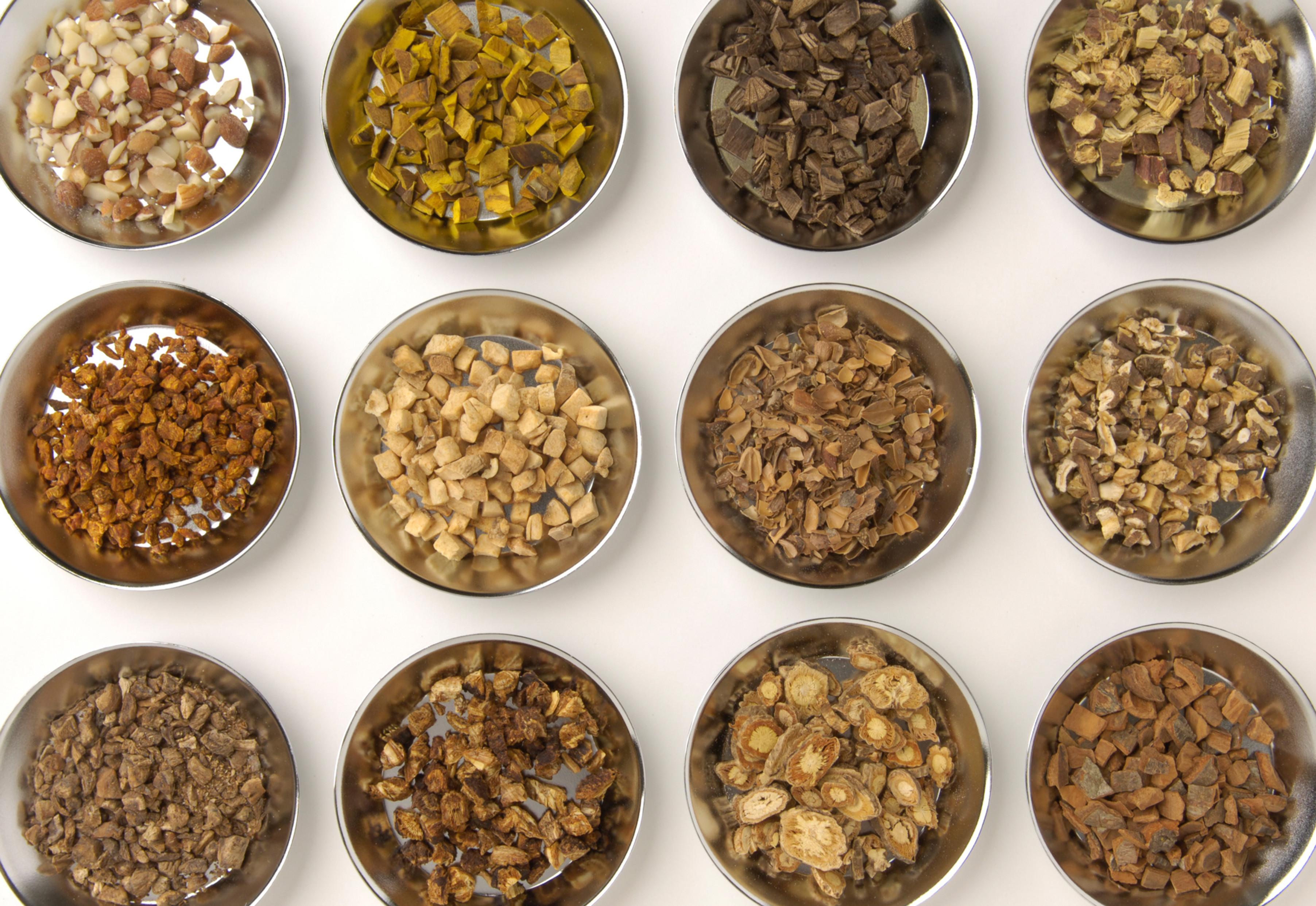 Initial Herbal Consultation