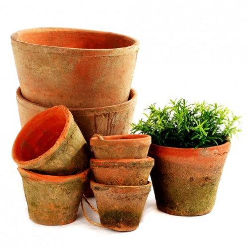 Mossed Redstone Pot