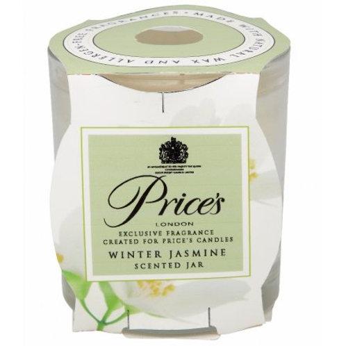 Winter Jasmine Candle Jar