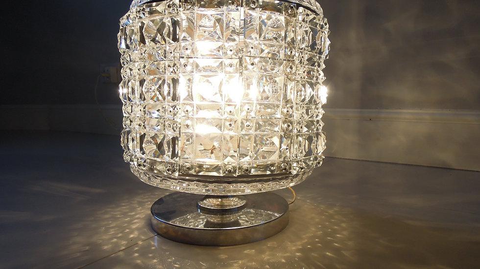 Bakalowiz & Sohn, Crystal Table Lamp