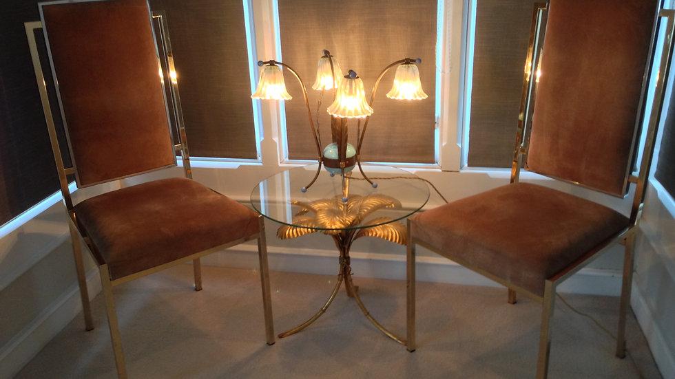 Zevi Chairs, Italian 1970s