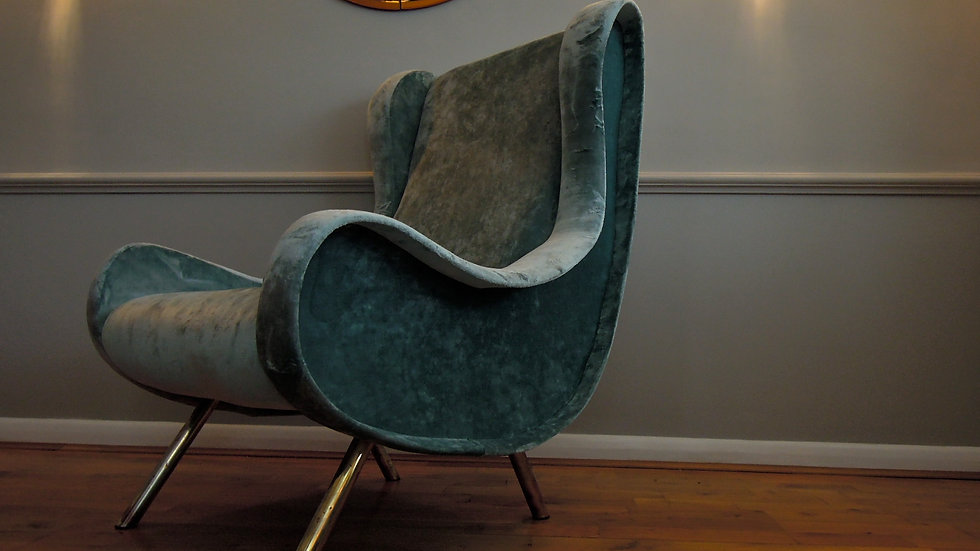 Marco Zanuso, Lady chair, 1950s