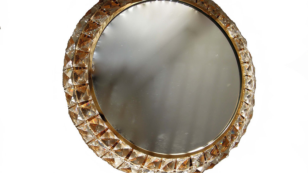 Palwa Crystal Mirror