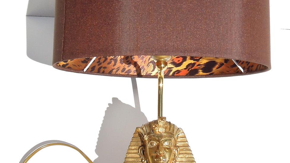 Maison Jansen Table Lamp, King Tutankhamun