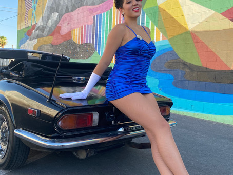 Pin-Ups in the Las Vegas Arts District