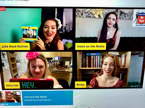 Personalized Video Message & 2021 Calendar