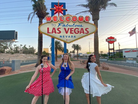 Pin-Ups on Tour Welcomes You Back To Las Vegas