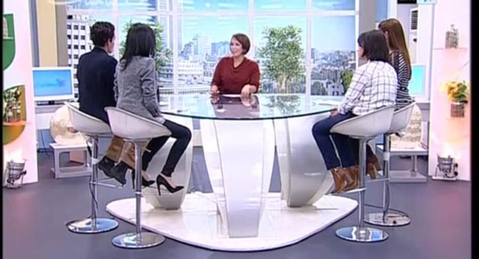 Passage médias et cultures émission sabahiyat 2M. Le 01 décembre 2016