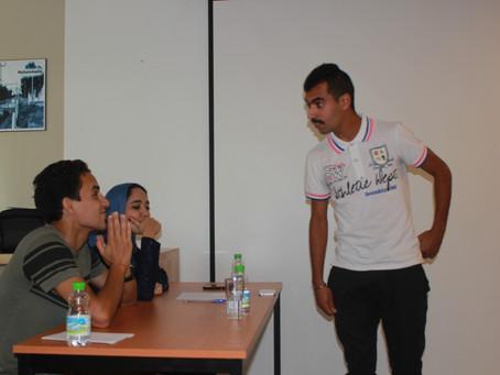 Formation renforcement de capacités des jeunes leaders sur la médiation de l'exposition tsawar m3aya