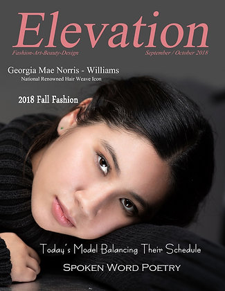 Elevation Issue # 22