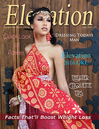 Elevation Issue # 9