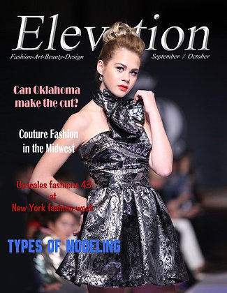 Elevation Issue # 16