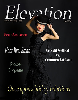 Elevation Issue # 8