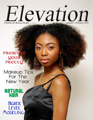 Elevation Issue # 18
