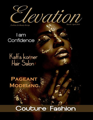 Elevation Issue # 19