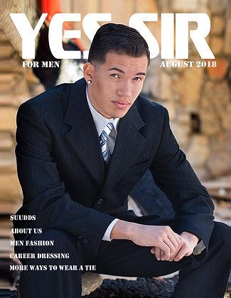 Yes Sir Magazine Issue # YS1
