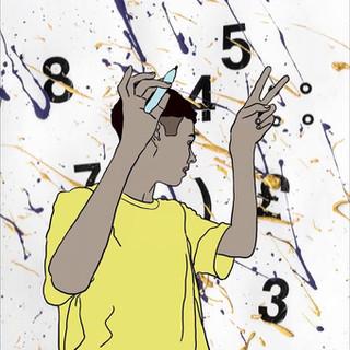 Rotoscope Letraset Animation #1