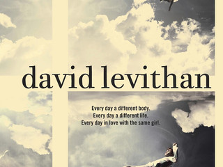 ★★★★★—Every Day by David Levithan