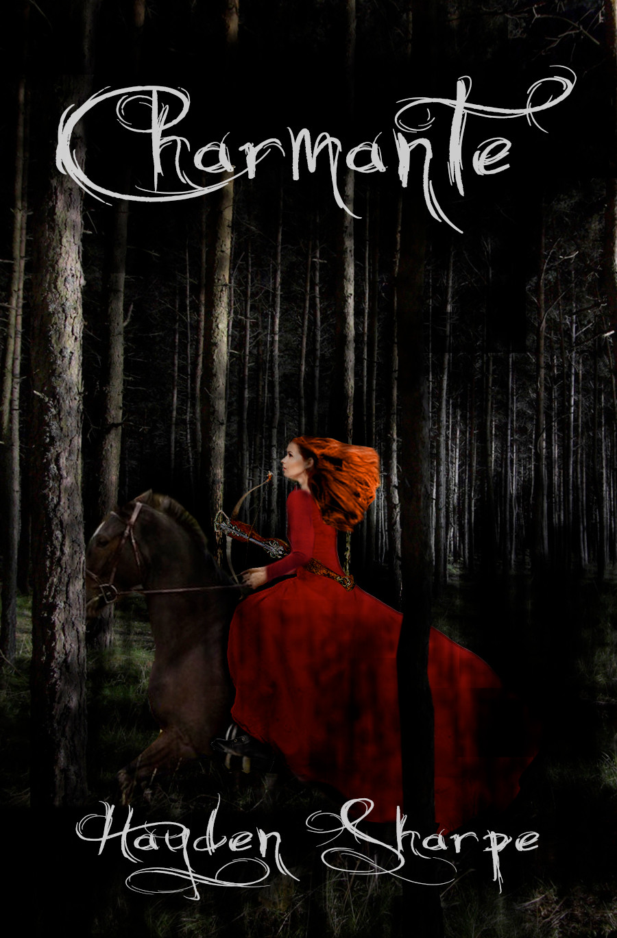 Cover of Charmante, copyright me.