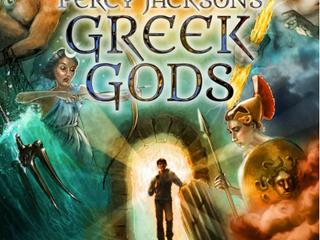 ★★★★★—Percy Jackson's Greek Gods by Rick Riordan, illustrated by John Rocco