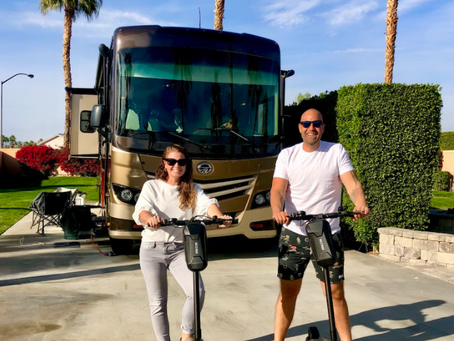 Motorcoach Renters who are now Buying a Lot!