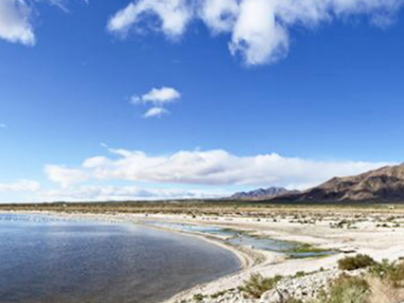 Visit the Salton Sea from Indio's Luxury Motorcoach Resort
