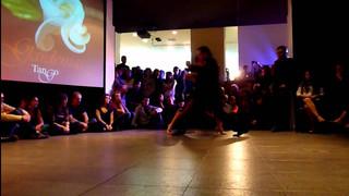 6 La Milonga del Patio presenta a Aurora Lubiz y Luciano Bastos- Remembranza