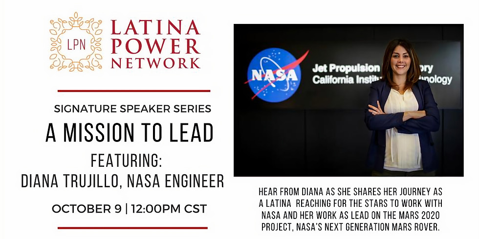 A Mission to Lead | Featuring: Diana Trujillo, NASA Engineer
