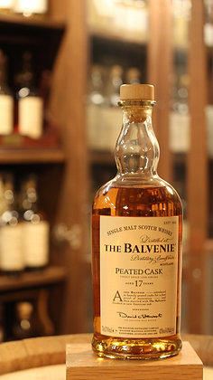 Balvenie peated cask 17y