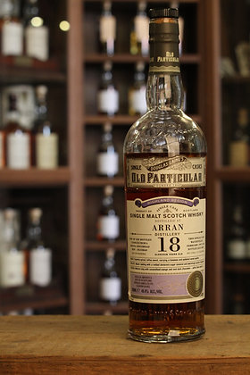 "Arran ""old particular"" 18y 1997 DL"