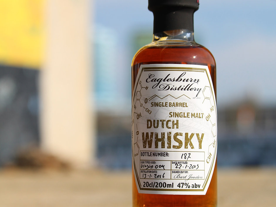 Eaglesburn Whisky double wood part two