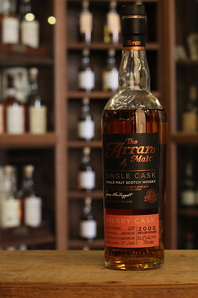 Arran sherry cask 2000 - Distillery exclusive