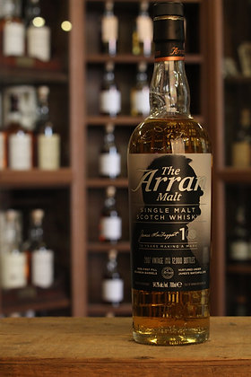 Arran James MacTaggart - Master of distilling 10y