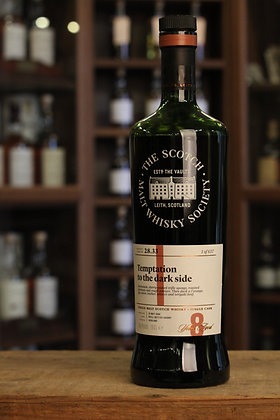 SMWS 28.33 Temptation to the dark side