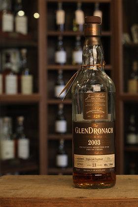 Glendronach Single Cask 2003