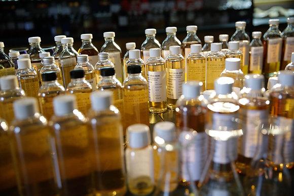 Whisky proeverij - Klein 4 samples