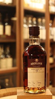 Aberlour 13y Distillery only Self-fill