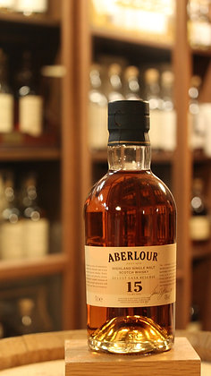 Aberlour 15y Double Cask Matured