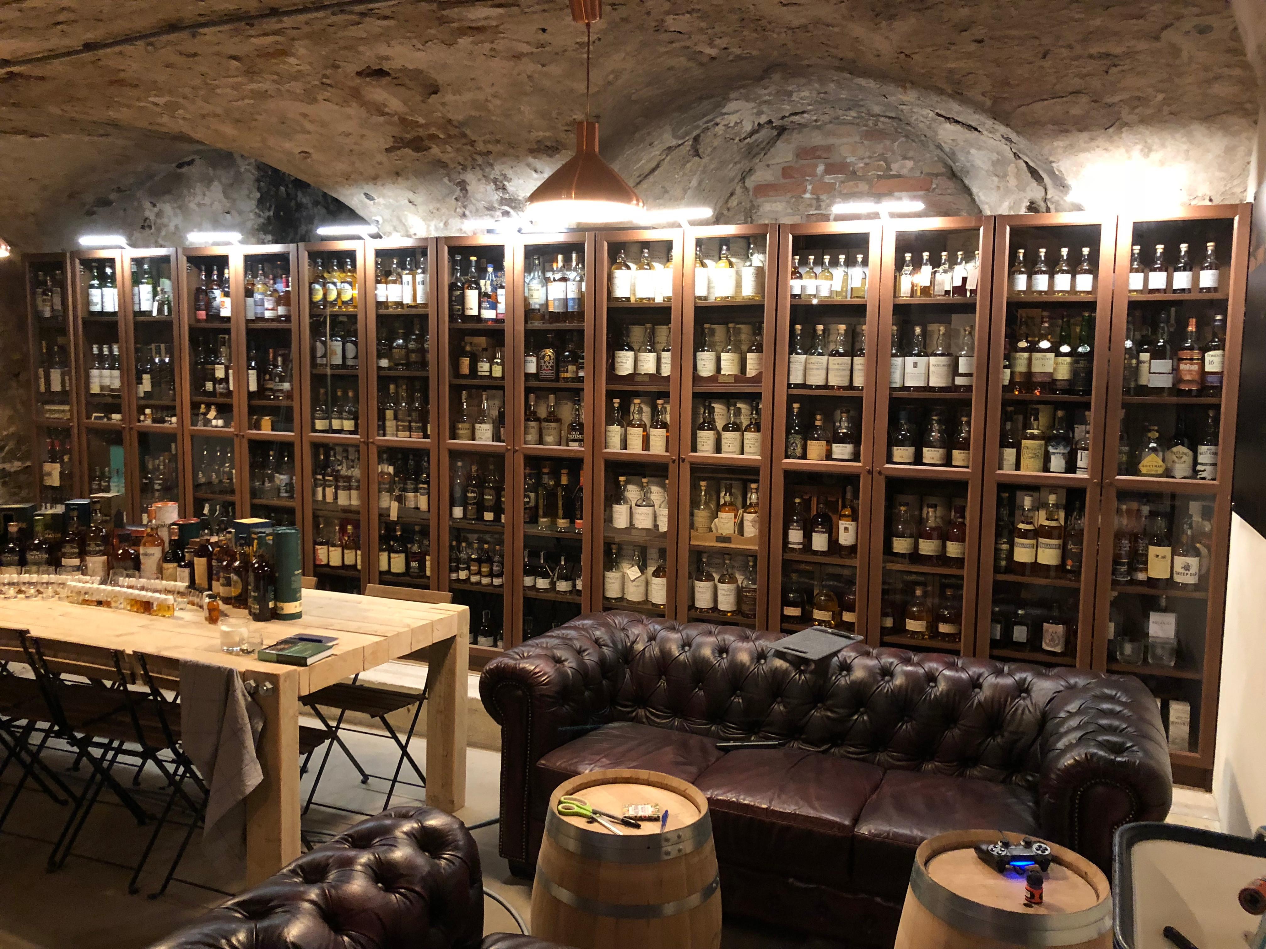 Whisky tasting uit de kast (Basis)