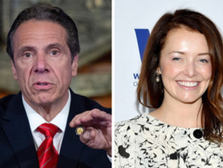 Fascist Andy  Cuomo Accused of Sexual Harassment