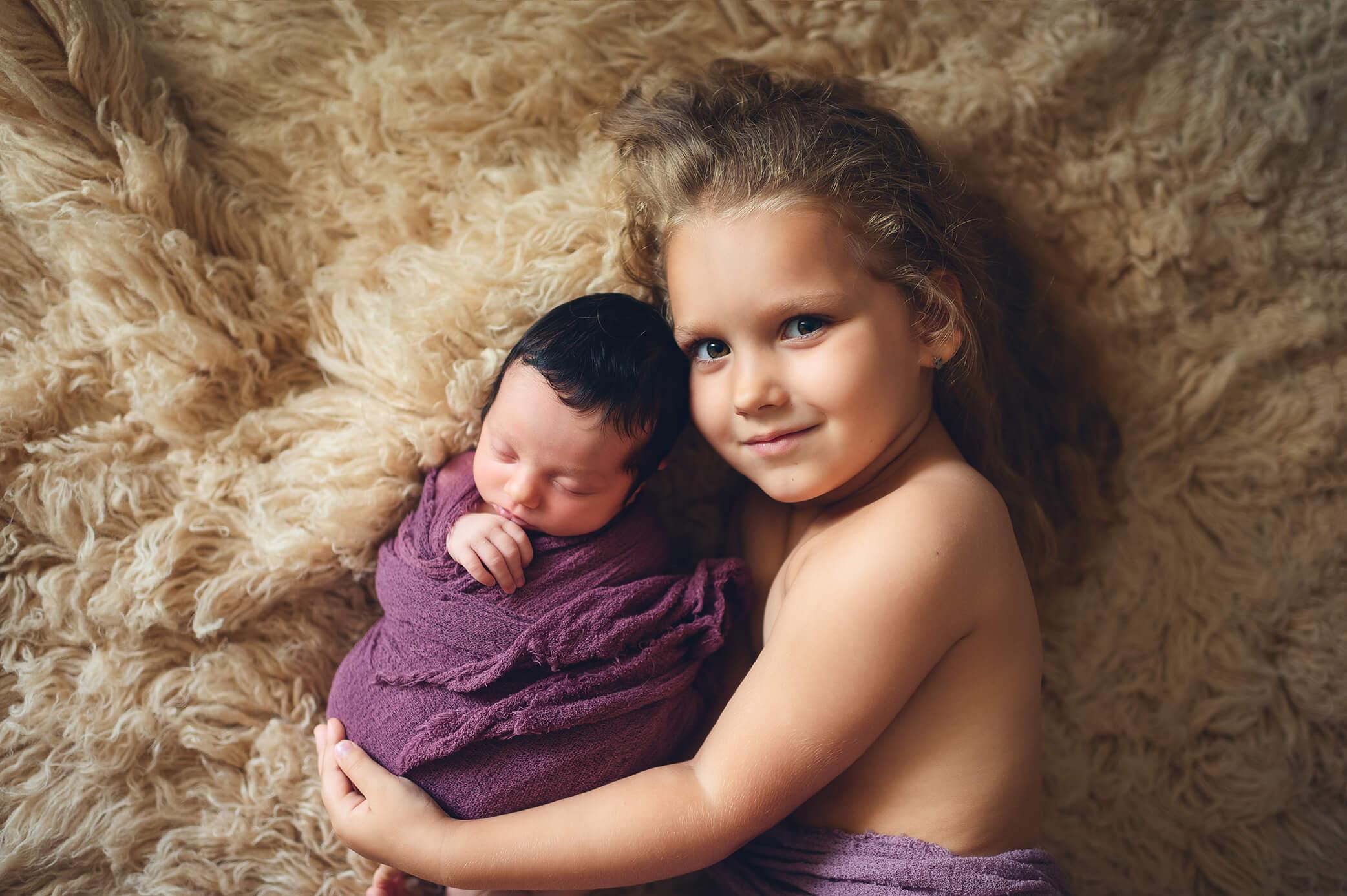 Luxe Newborn Session